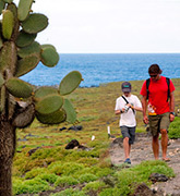 Galapagos and Andes family trip photo
